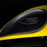 Ducati Black-Alu Tank Side Covers - Scrambler