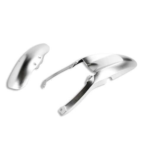 Ducati Scrambler Satin Finished Aluminium Mudguard Set 97380191A