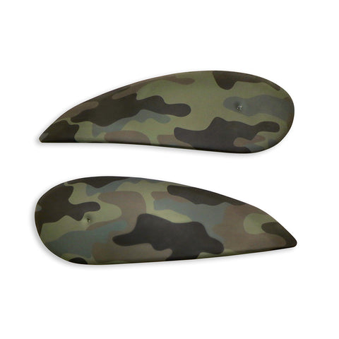 Ducati Scrambler Camoflage Tank Side Covers 97380261A