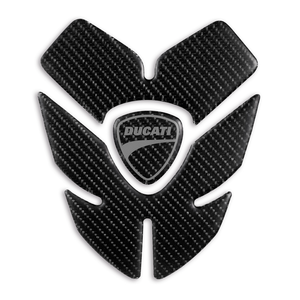 Ducati Carbon Tank Protector - Monster