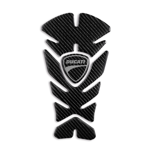 Ducati Carbon Tank Protector - SuperSport
