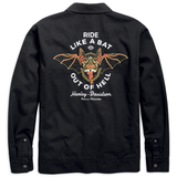 Harley-Davidson Bat Out of Hell Men's Jacket