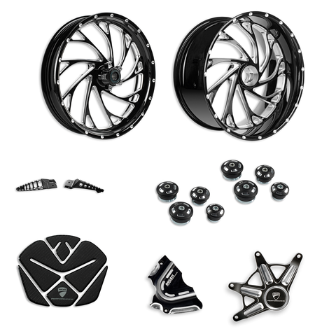 Ducati Urban Accessory Pack - Diavel