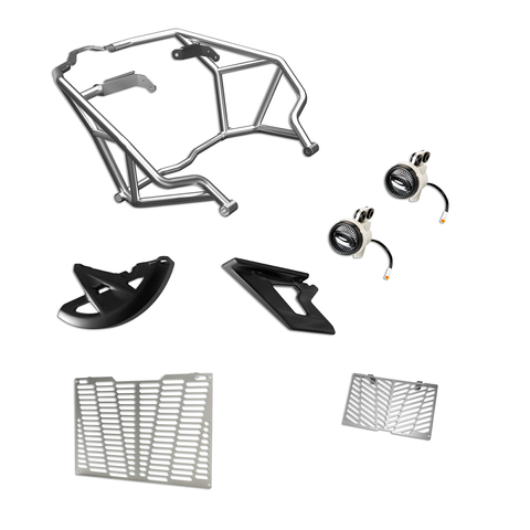 Ducati Enduro Accessory Pack - Multistrada 1200 Enduro