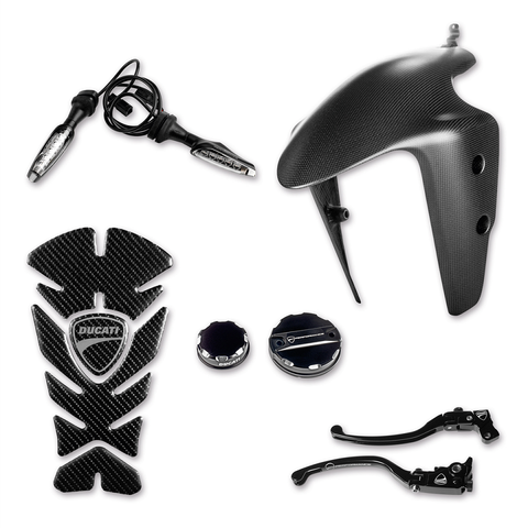 Ducati Sport Accessory Pack - SuperSport