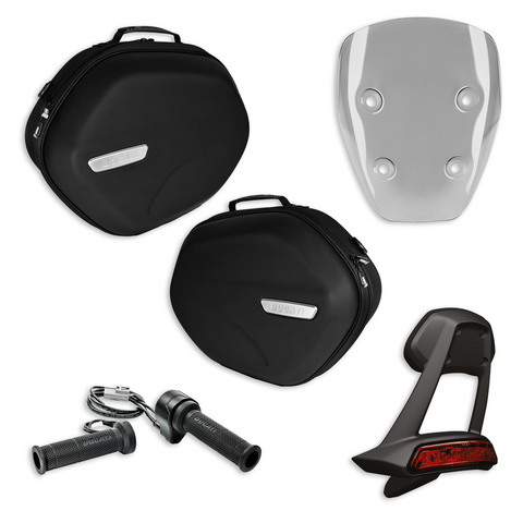 Ducati Touring Accessory Pack - Diavel 1260