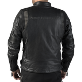 Harley-Davidson FXRG Triple Vent System Men's Waterproof Leather Jacket