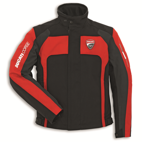 Ducati Corse Tex 2 Men's Fabric Jacket 9810292