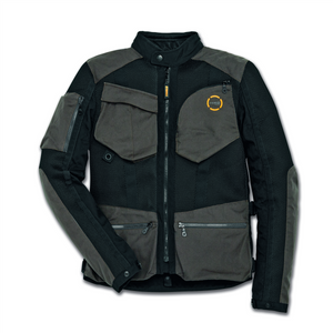 Ducati Scrambler Urban Raid Men's Fabric Jacket