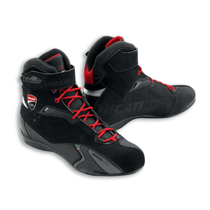 Ducati Corse City Men's Technical Short Boots