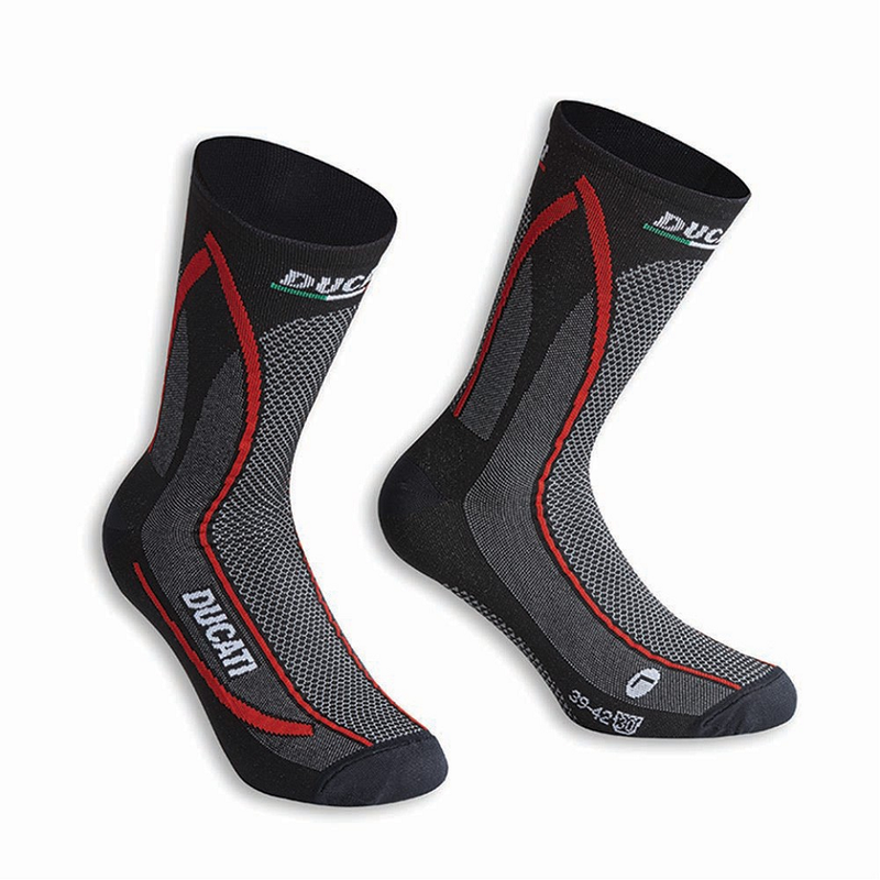 Ducati Cool Down Tech Socks