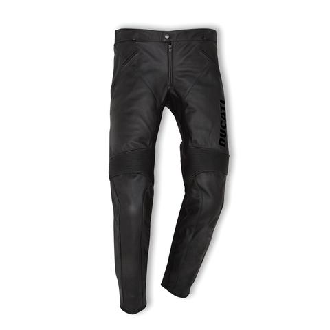 Ducati Company C3 Men's Leather Trousers