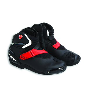 Ducati Theme Men's Technical Short Boot