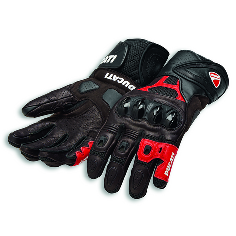 Ducati Speed Air C1 Men's Leather Gloves