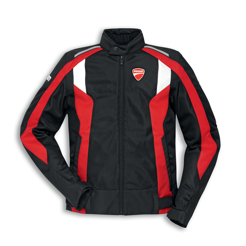 Ducati Speed 3 Men's Fabric Jacket