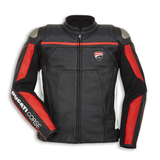 Ducati Corse C4 Men's Leather Jacket