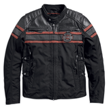 Harley-Davidson H-D Triple Vent System Rutland Men's Riding Jacket