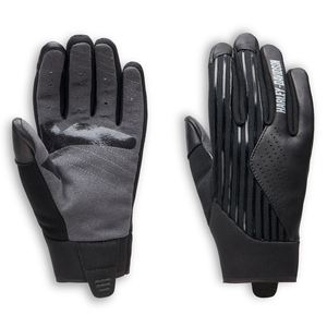 Harley-Davidson Sidari Women's Mixed Media Gloves