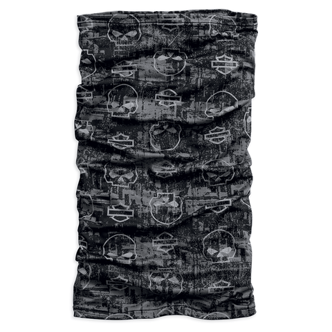 Harley-Davidson Printed Neck Gaiter with CoolCore Technology