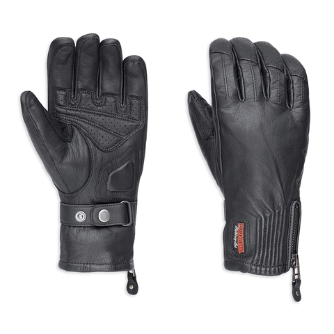 Harley-Davidson Jayden Under Cuff Women's Gauntlet Gloves