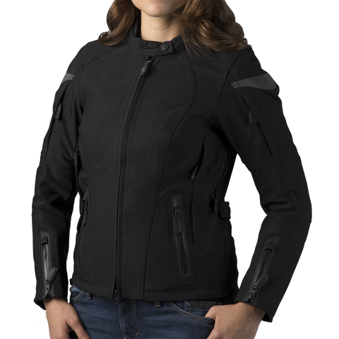 Harley-Davidson FXRG Triple Vent System Women's Waterproof Riding Jacket