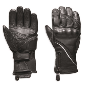 Harley-Davidson FXRG Dual-Chamber Women's Guantlet Gloves