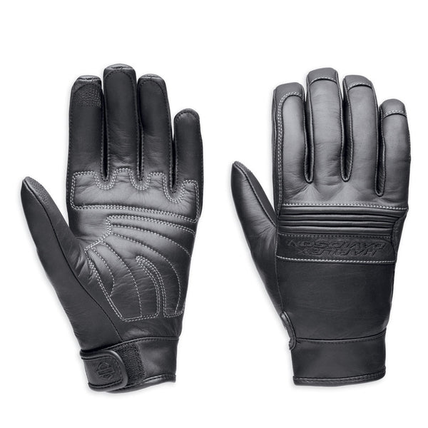 Harley-Davidson Tailgator Men's Full-Finger Gloves 98304-14VM