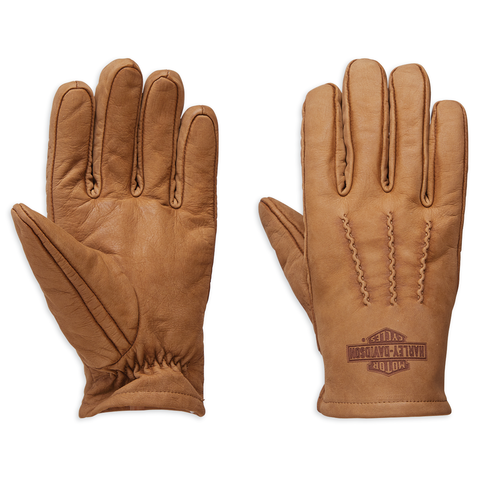 Harley-Davidson Peshtigo Men's Leather Gloves
