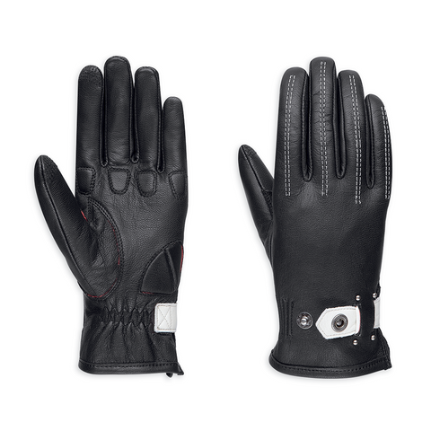 Harley-Davidson Compass Women's Leather Gloves