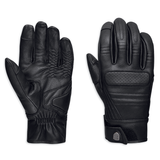 Harley-Davidson Otsego Men's Touchscreen Leather Gloves