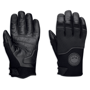 Harley-Davidson Newhall Men's Mixed Media Gloves