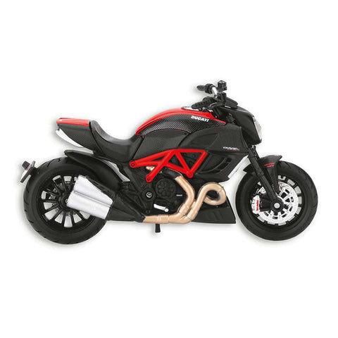Ducati Diavel Carbon Bike Model 987675305