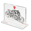 Ducati Sketch Diavel Plaque
