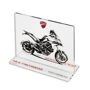 Ducati Multistrada Sketch