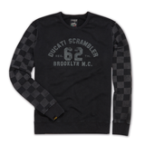Ducati Scrambler Brooklyn Cafe Men's Sweatshirt