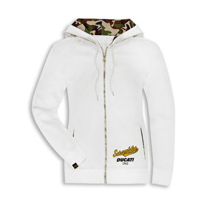 Ducati Yosemite Women's Hooded Sweatshirt