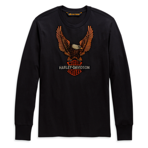 Harley-Davidson Vintage Eagle Men's Long Sleeve Tee