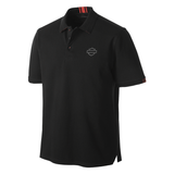 Harley-Davidson Stretch Pique Men's Polo