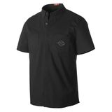 Harley-Davidson Stretch Poplin Men's Shirt