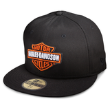 Harley-Davidson Bar & Shield Logo Men's 59FIFTY Cap