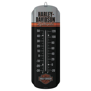 Harley-Davidson Mini Retro Thermometer
