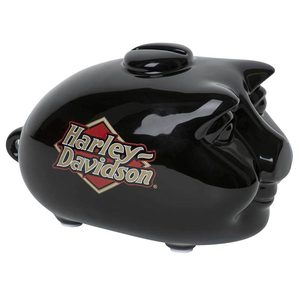 Harley-Davidson Mini Hog Bank