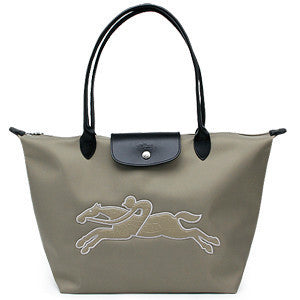 Gray Planetes Tote Bags Victoire Longchamp nIHqYY