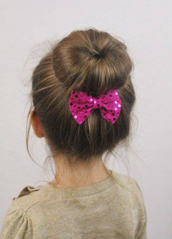 Pretty hairstyles for little girl!9