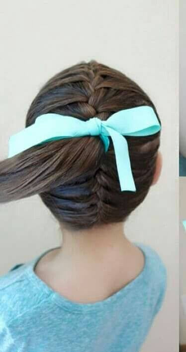 Pretty hairstyles for little girl!13