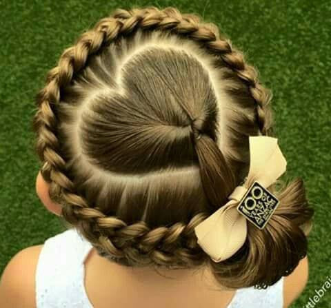 Pretty hairstyles for little girl!2