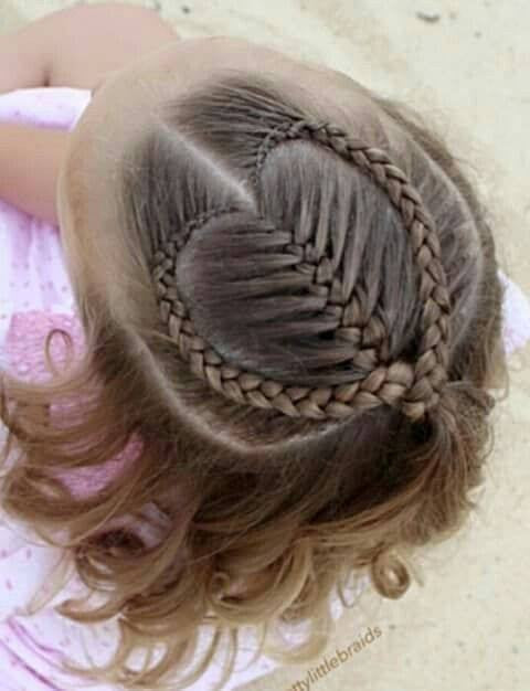 Pretty hairstyles for little girl!14