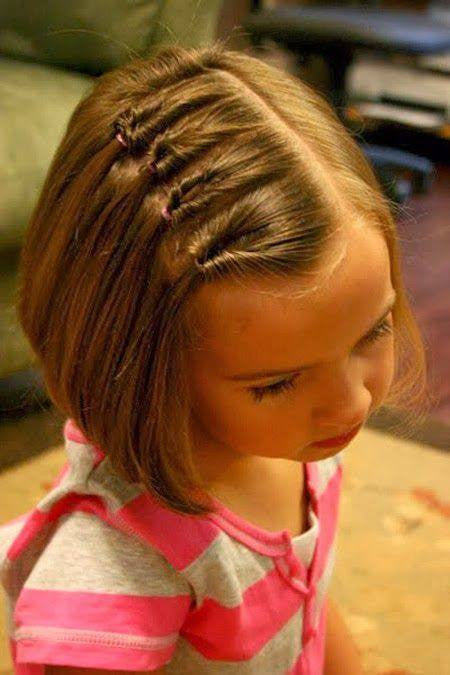 Pretty hairstyles for little girl!16