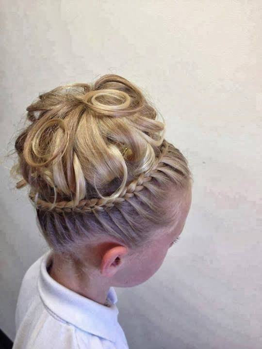 Pretty hairstyles for little girl!5