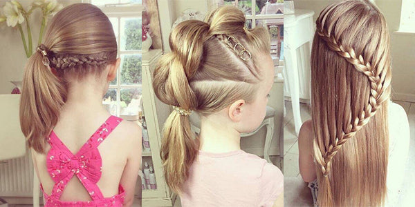 Little Princess Hairstyles Episode 1